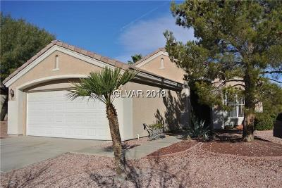 Single Family Home For Sale: 2140 High Mesa Drive