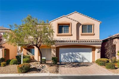 Las Vegas NV Single Family Home For Sale: $429,000