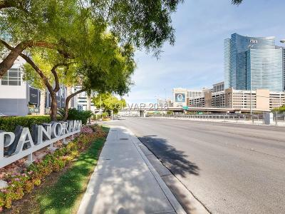 Las Vegas High Rise For Sale: 4515 Dean Martin Drive #201