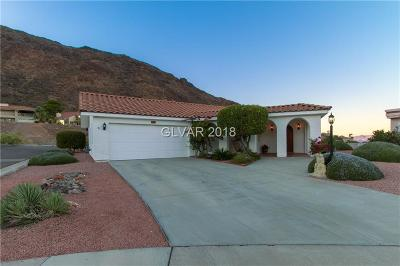 Boulder City Single Family Home Under Contract - No Show: 533 Swallow Cove