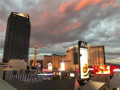 Las Vegas High Rise For Sale: 3726 Las Vegas Boulevard #811