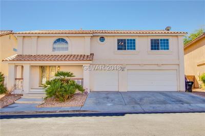 Single Family Home For Sale: 2873 Cambretto Drive