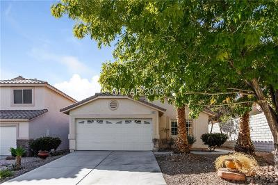 Las Vegas NV Single Family Home For Sale: $268,000