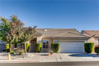 Henderson Single Family Home For Sale: 2109 Eagle Watch Drive
