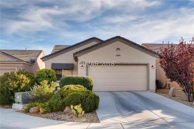North Las Vegas Single Family Home Under Contract - Show: 2113 Crake Court