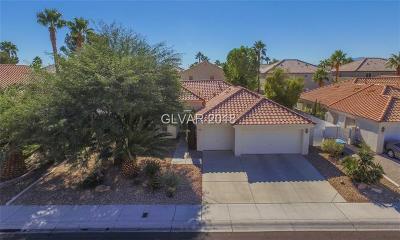Las Vegas  Single Family Home For Sale: 7709 Wedlock Lane