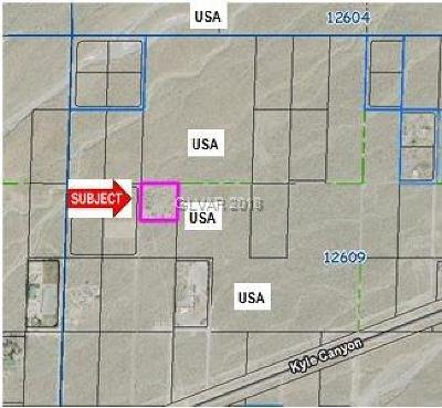 Las Vegas Residential Lots & Land For Sale: Cardenas And Brent