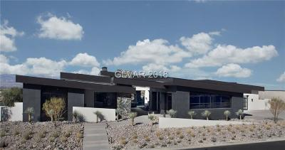 Henderson Single Family Home For Sale: 9 Cloud Chaser Boulevard