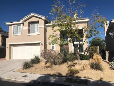 Las Vegas Single Family Home Under Contract - Show: 10308 Forum Hills Place