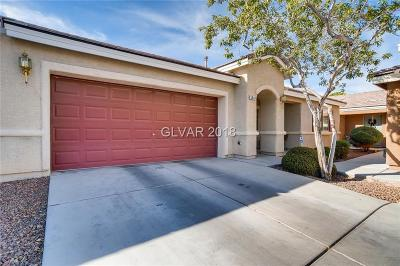 North Las Vegas Condo/Townhouse Under Contract - No Show: 5041 Bayberry Crest Street