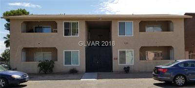 Henderson, Las Vegas Multi Family Home Under Contract - No Show: 4591 Macher Way