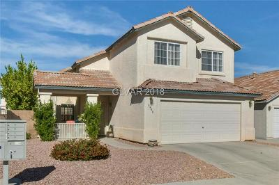 Las Vegas NV Single Family Home For Sale: $310,000