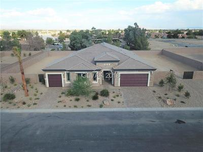 Las Vegas NV Single Family Home Under Contract - No Show: $540,999