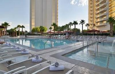 Las Vegas, North Las Vegas Rental For Rent: 135 Harmon Avenue #1204
