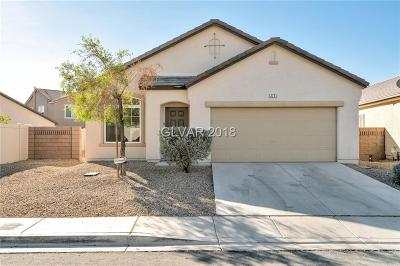 North Las Vegas Single Family Home Under Contract - Show: 3751 Candytuft Ridge Avenue
