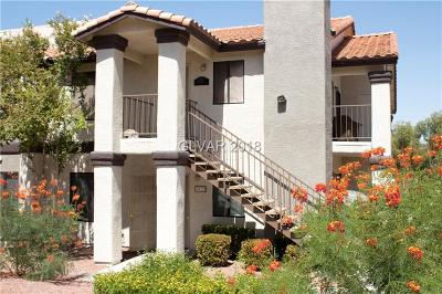 Condo/Townhouse For Sale: 1575 Warm Springs Road #2613