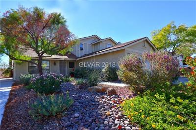 Clark County Single Family Home Sold: 7381 Nectar Circle