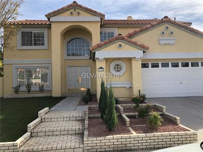 Las Vegas Single Family Home Under Contract - Show: 3108 Stern Drive