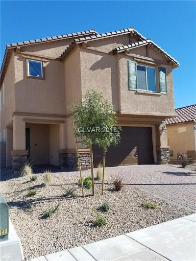North Las Vegas NV Single Family Home For Sale: $362,365