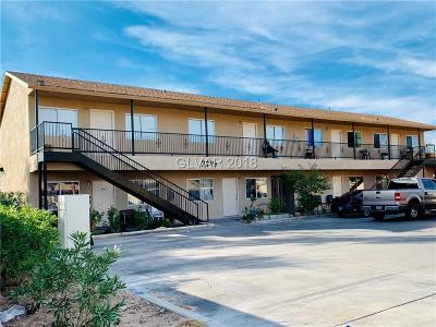 Las Vegas Multi Family Home For Sale: 3719 Royal Crest Street
