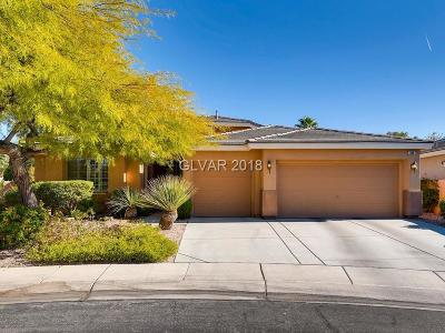 Las Vegas Single Family Home For Sale: 600 Canyon Brook Place