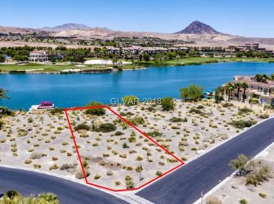 Las Vegas Residential Lots & Land For Sale: 2 Rue Promenade Way