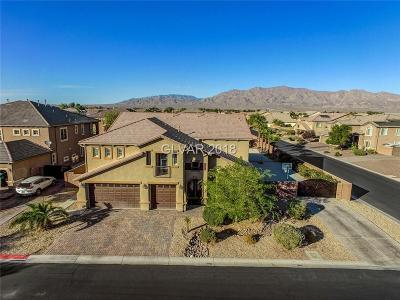 Las Vegas Single Family Home For Sale: 6224 Trotting Trigger Avenue