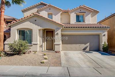 North Las Vegas Single Family Home Under Contract - Show: 6636 Sea Swallow Street