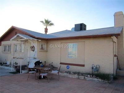 las vegas Multi Family Home For Sale: 2502 Sunrise Avenue