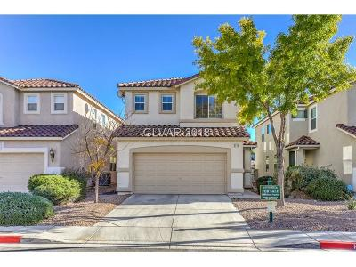 Seven Hills Single Family Home Under Contract - Show: 3119 Diamond Crest Lane