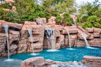 Las Vegas NV Single Family Home For Sale: $4,499,000