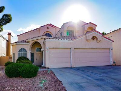 Henderson Single Family Home For Sale: 23 Olive Tree Court