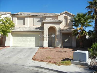 North Las Vegas Single Family Home For Sale: 2702 Water Sport Avenue