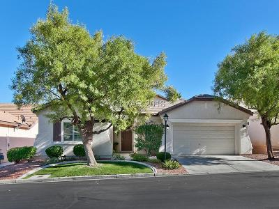 Las Vegas NV Single Family Home For Sale: $499,888