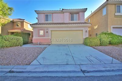 Single Family Home For Sale: 6830 Baby Jade Court