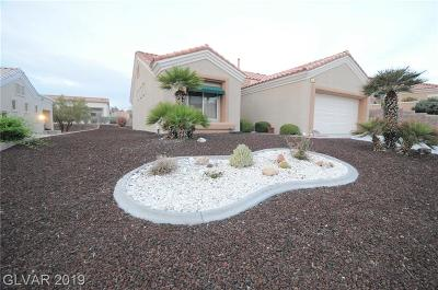 Las Vegas Single Family Home For Sale: 10313 Long Leaf Place
