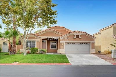 Single Family Home For Sale: 3437 Round Valley Way