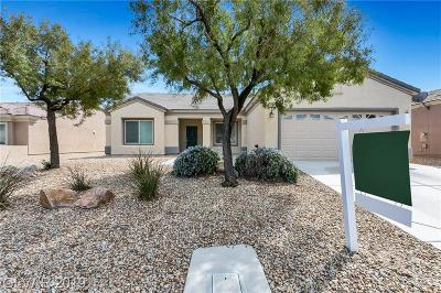 Boulder City, Henderson, Las Vegas, North Las Vegas Single Family Home For Sale: 3309 Kingbird Drive
