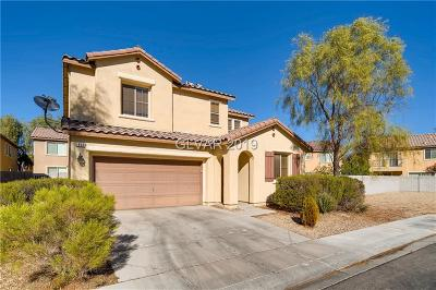North Las Vegas Single Family Home For Sale: 1830 Shining Elm Court