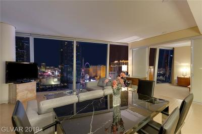 Las Vegas High Rise For Sale: 3726 Las Vegas Boulevard #2502