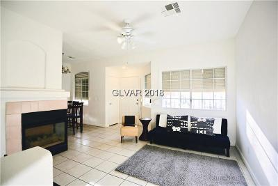 Condo/Townhouse Under Contract - No Show: 917 Nevada Sky Street