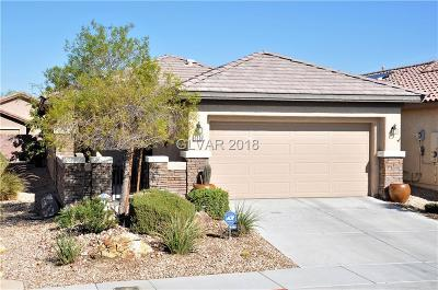 Boulder City, Henderson, Las Vegas, North Las Vegas Single Family Home For Sale: 6102 Equine Avenue