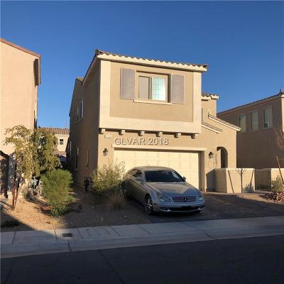 Henderson Single Family Home For Sale: 1136 Strada Pecei