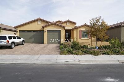 Henderson Single Family Home For Sale: 416 Calabria Beach Street