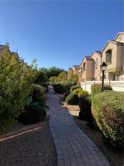 North Las Vegas Single Family Home For Sale: 603 Pacific Time Court