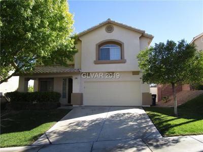 Single Family Home For Sale: 784 Vortex Avenue