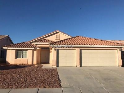 North Las Vegas Rental For Rent: 1424 Iris Kelly Avenue #-