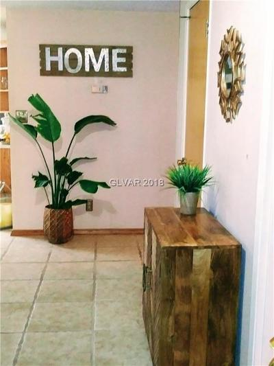 North Las Vegas Single Family Home For Sale: 1721 Arrowhead Street