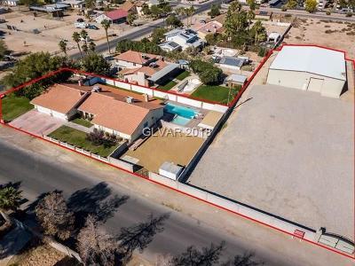 las vegas Residential Lots & Land For Sale: 3200 Aloha Avenue