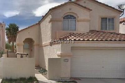 North Las Vegas Rental For Rent: 4513 Switchback Street